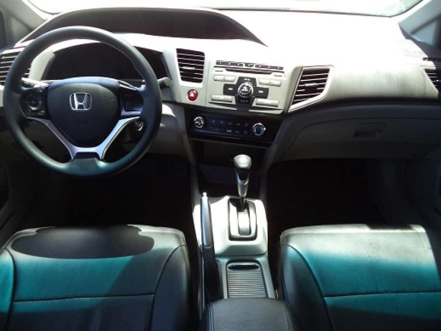 2012 Honda Civic - Interior Front View