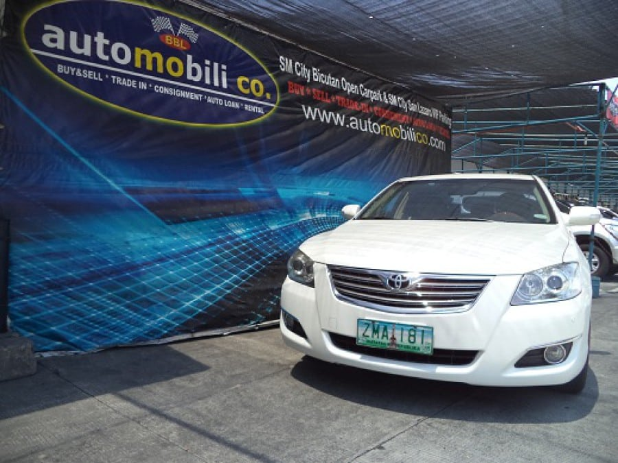 2008 Toyota Camry - Front View