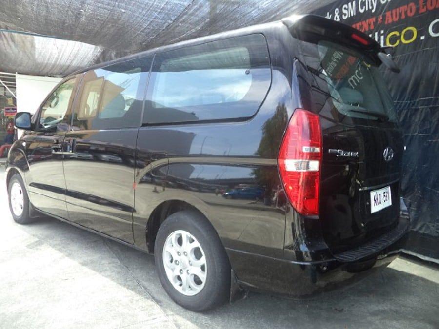 2010 Hyundai Starex - Interior Rear View