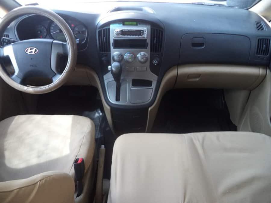 2013 Hyundai Starex - Interior Front View