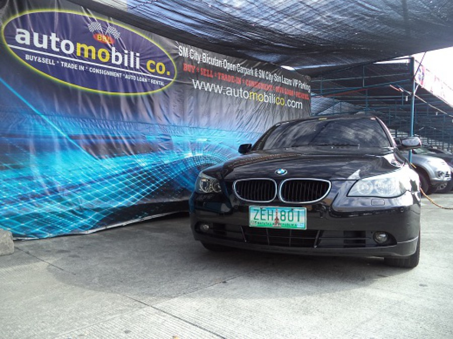 2006 BMW 5 Series - Front View