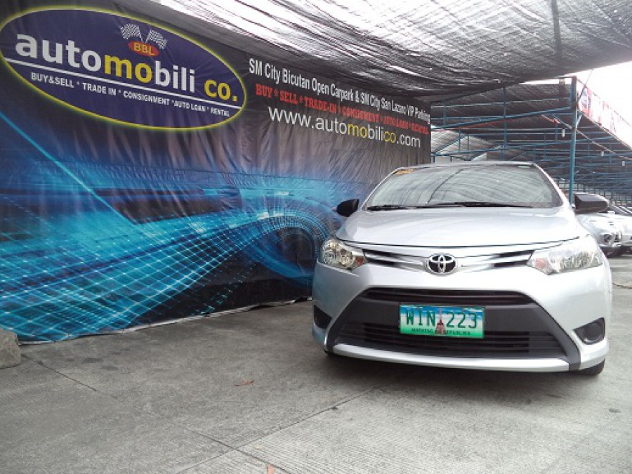 2013 Toyota Vios - Front View