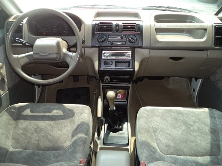 2005 Mitsubishi Adventure - Interior Front View