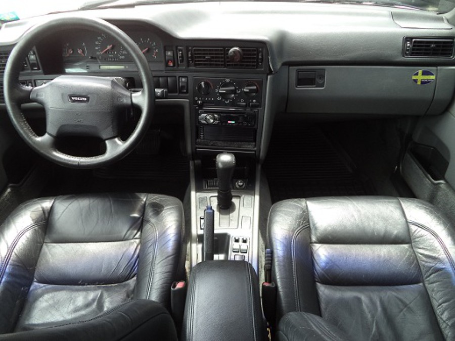 1996 Volvo 850 - Interior Front View