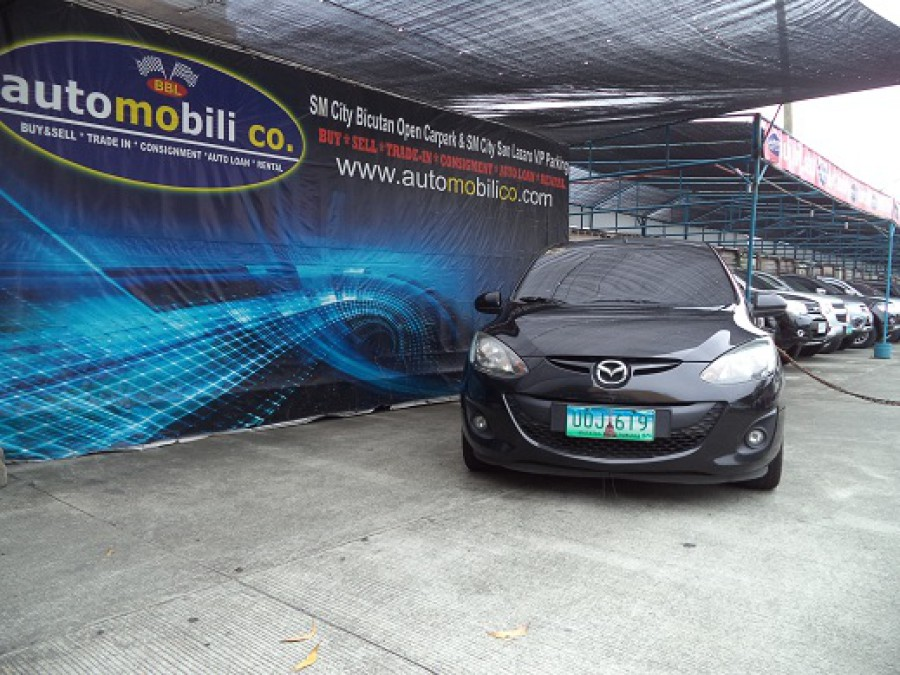 2012 Mazda 2 - Front View