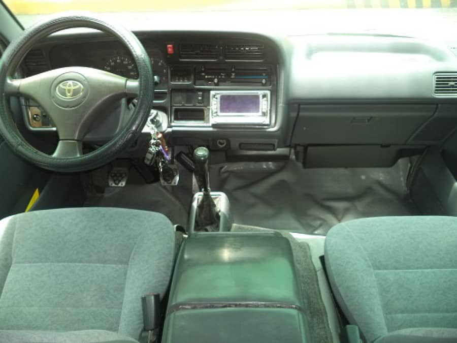 1999 Toyota 4Runner - Interior Front View