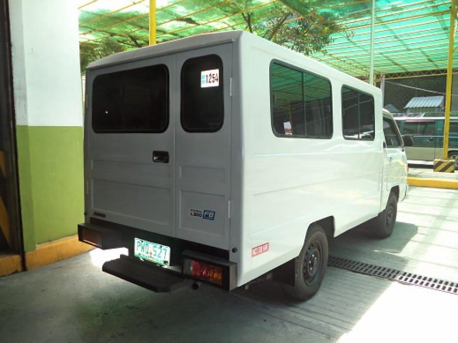 2010 Mitsubishi L300 - Rear View