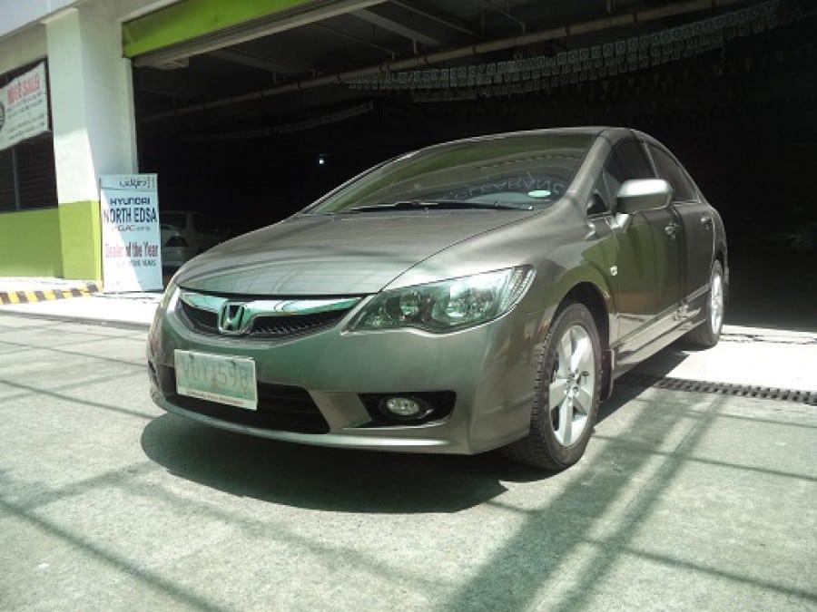 2009 Honda Civic - Front View