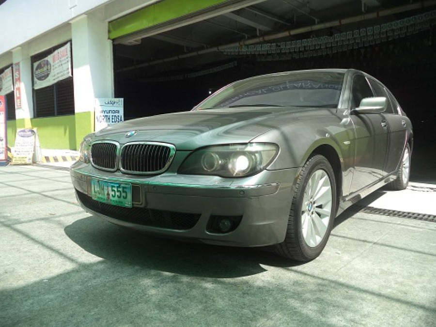 2008 BMW 7 Series - Front View