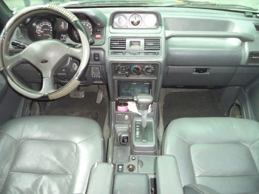 1997 Mitsubishi Pajero - Interior Front View