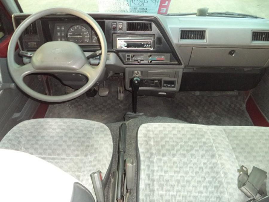2006 Nissan Urvan - Interior Front View