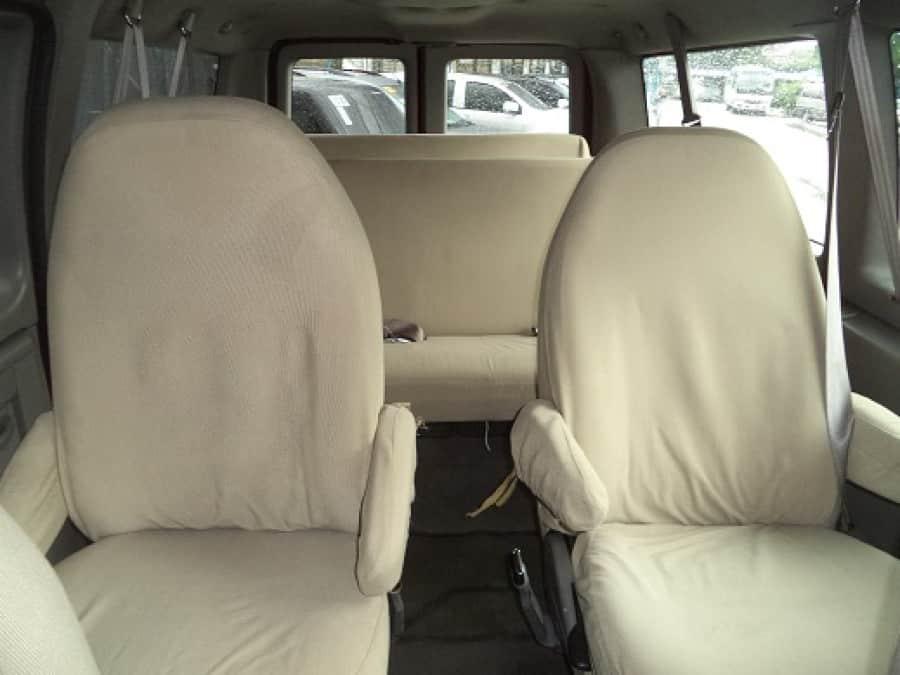 2002 Ford E-150 - Interior Rear View