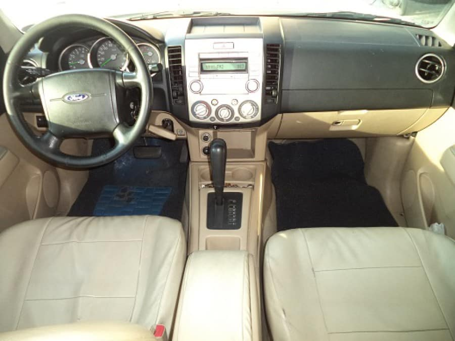 2008 Ford Everest - Interior Front View