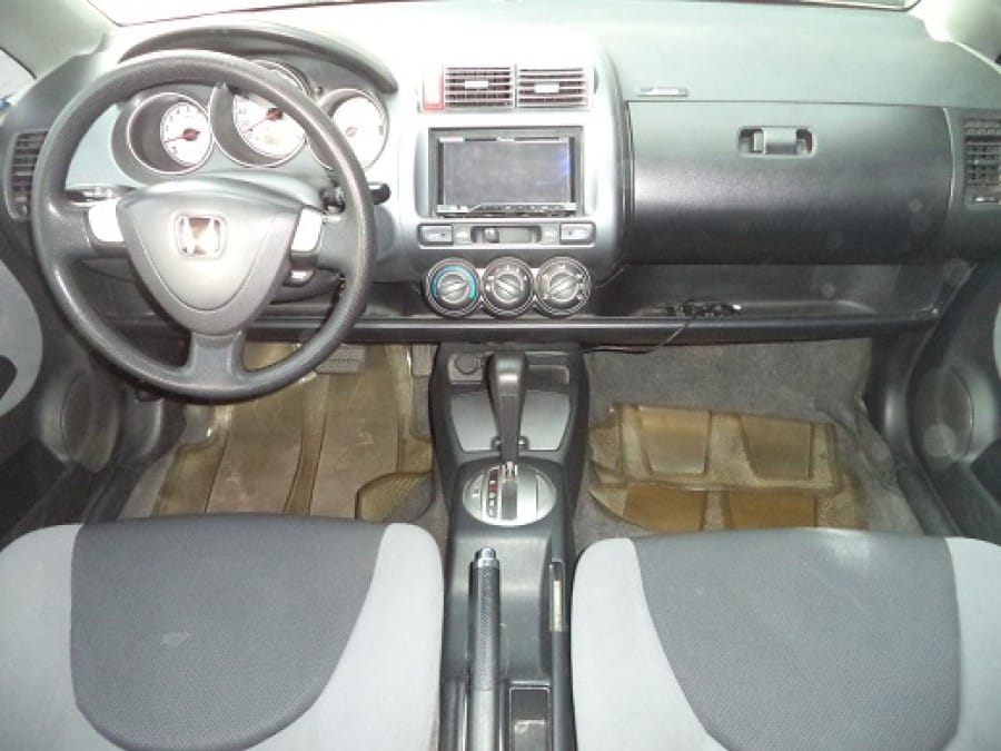 2005 Honda Jazz - Interior Front View