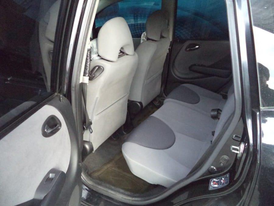 2005 Honda Jazz - Interior Rear View