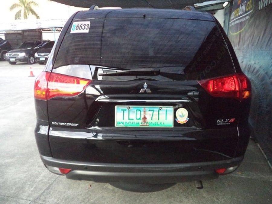 2012 Mitsubishi Montero Sport - Rear View