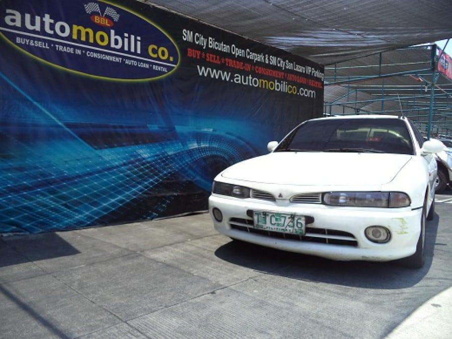 1994 Mitsubishi Galant - Front View
