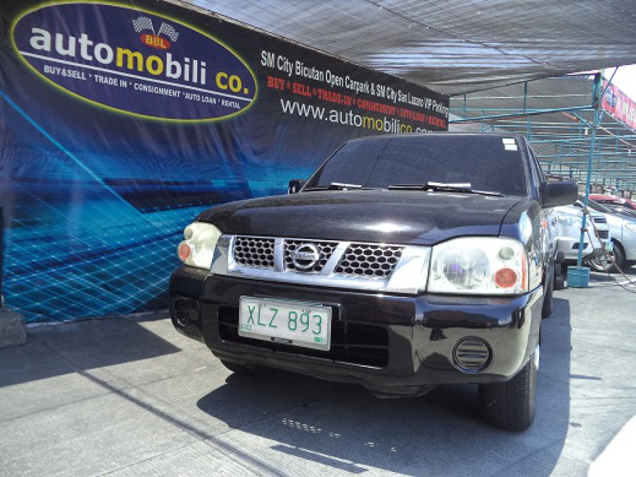 2004 Nissan Pickup - Front View
