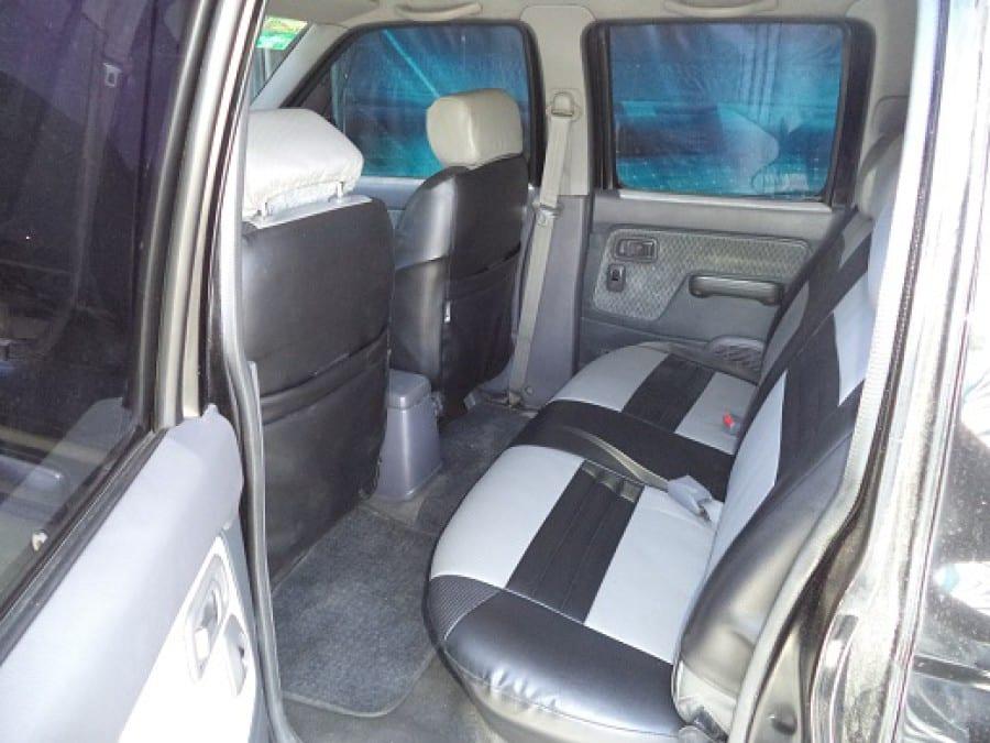 2004 Nissan Pickup - Interior Rear View