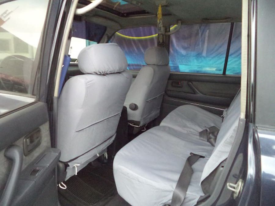 1994 Toyota Land Cruiser - Interior Rear View