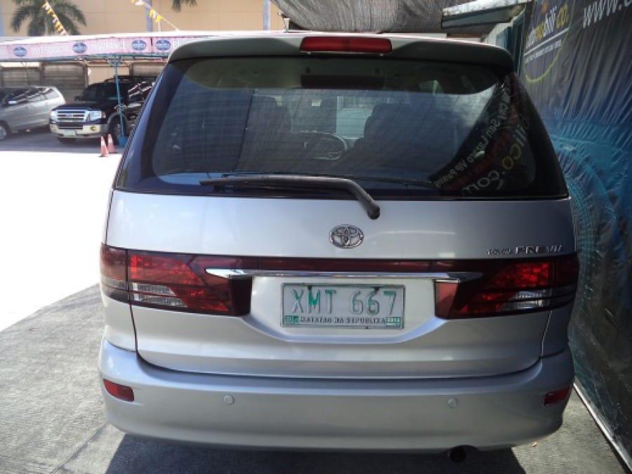 2004 Toyota Previa - Rear View