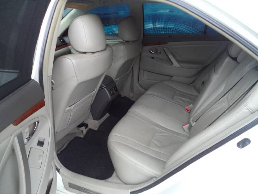 2007 Toyota Camry - Interior Rear View