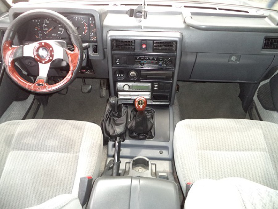 1999 Nissan Patrol - Interior Front View