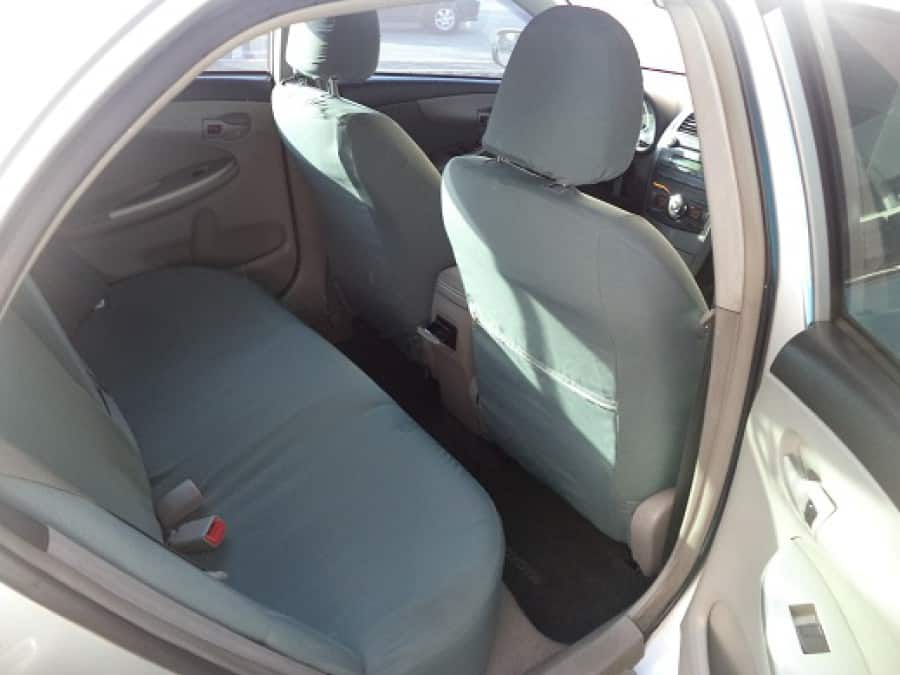 2010 Toyota Altis - Interior Rear View