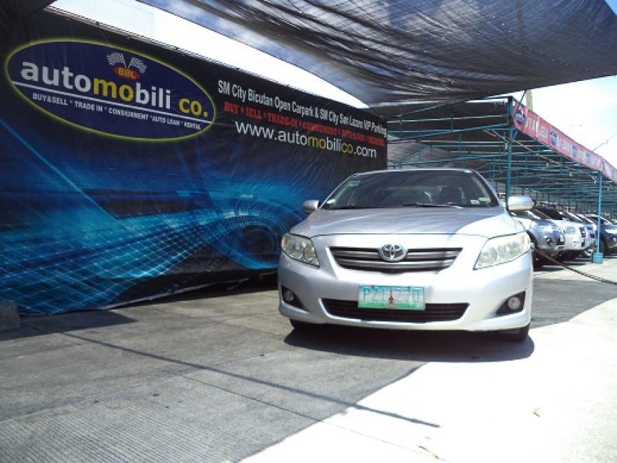 2010 Toyota Altis - Front View