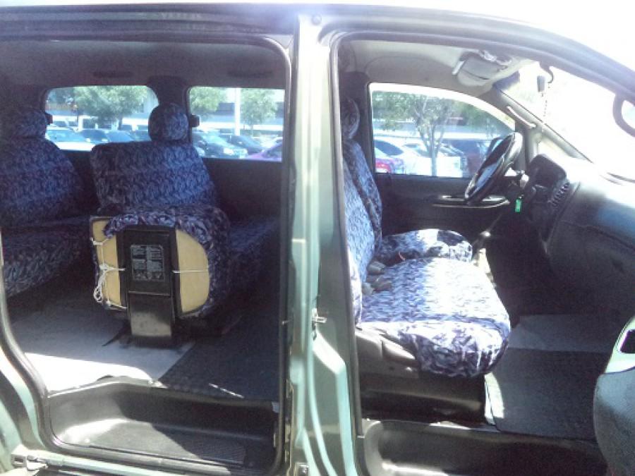 1997 Hyundai Starex - Interior Rear View