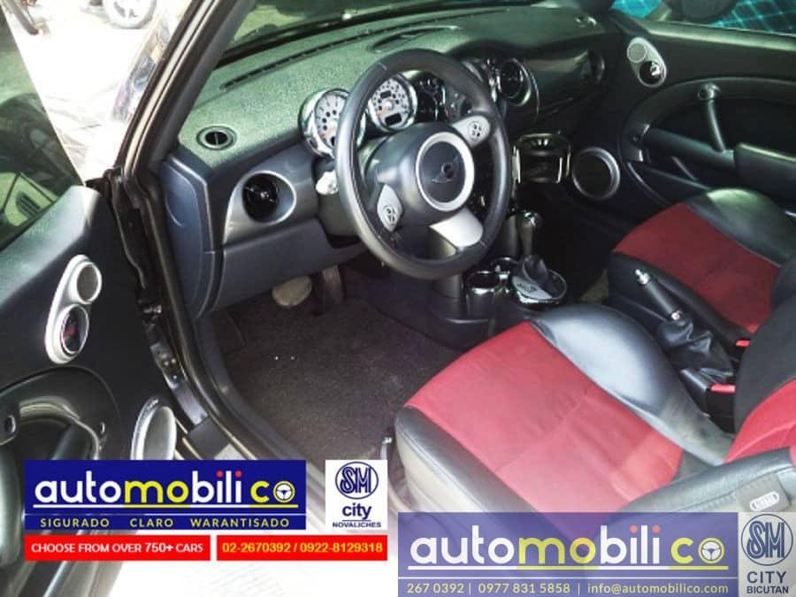 2004 Mini Cooper - Interior Front View
