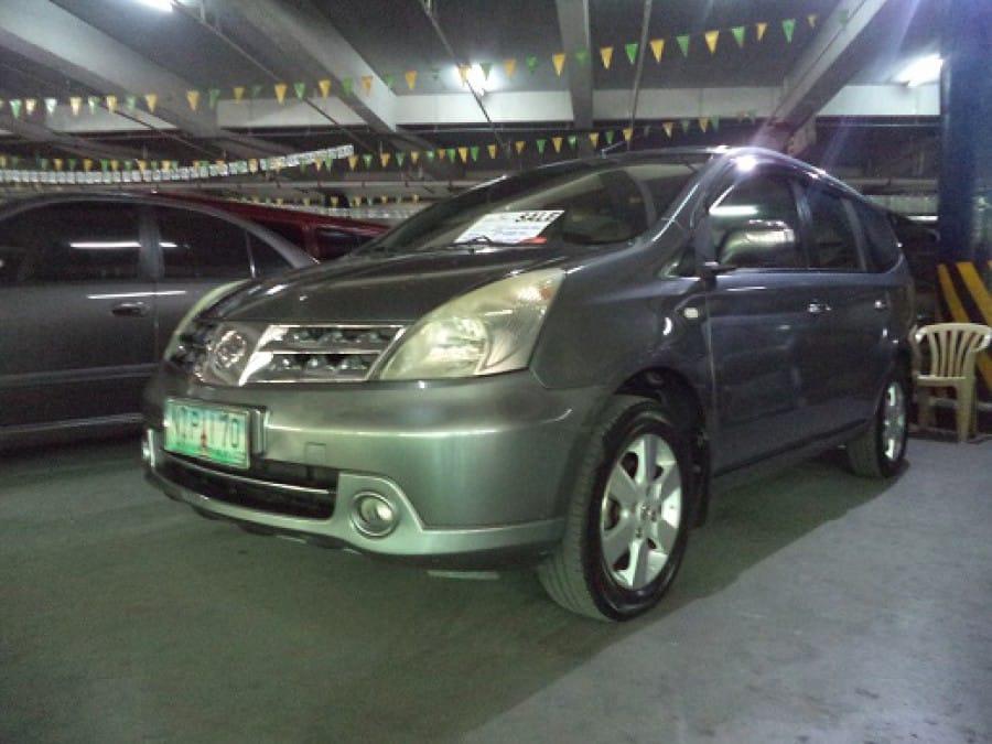 2010 Nissan Interstar - Front View