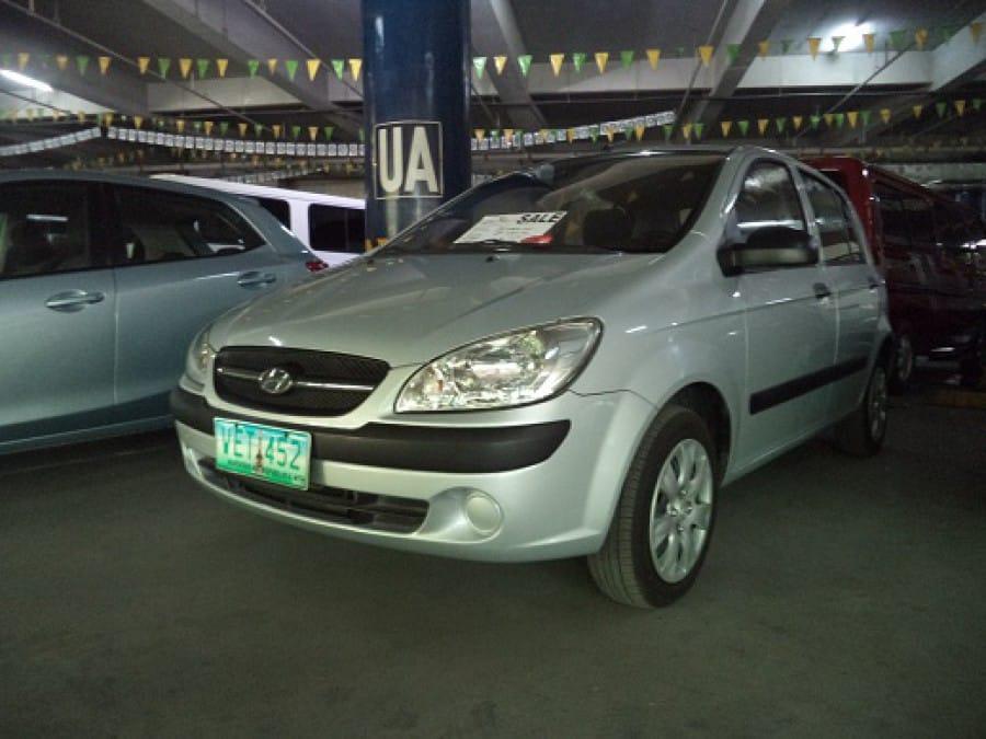 2011 Hyundai Getz - Front View