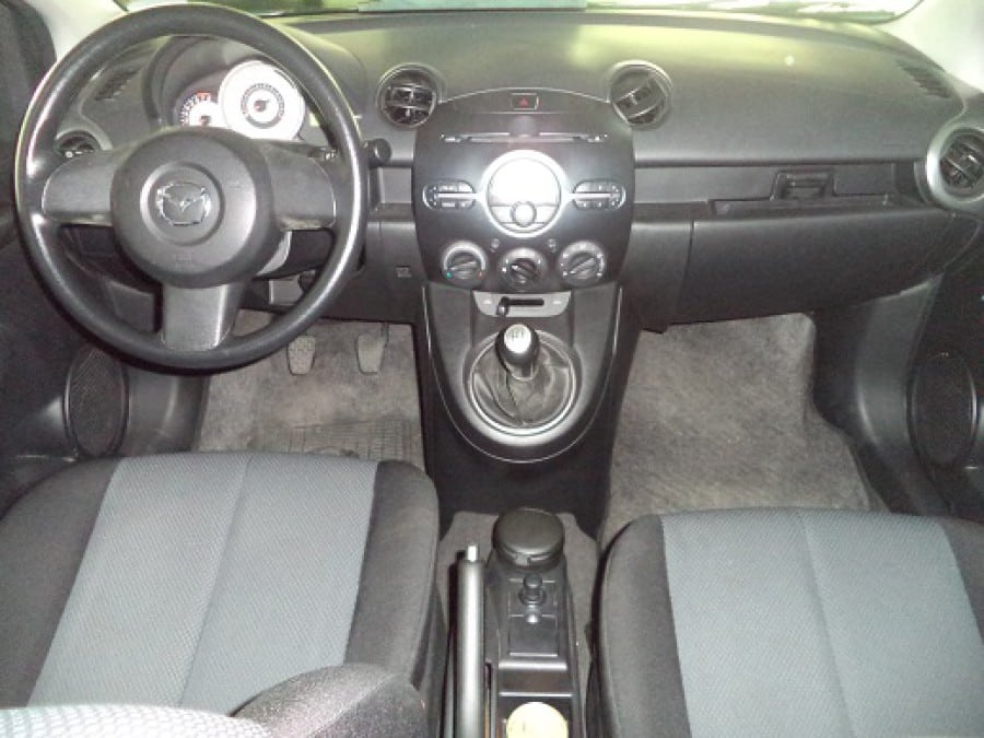 2011 Mazda 2 - Interior Front View