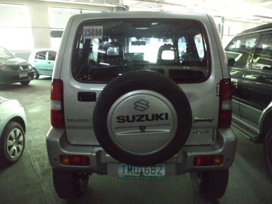 2011 Suzuki Jimny - Rear View