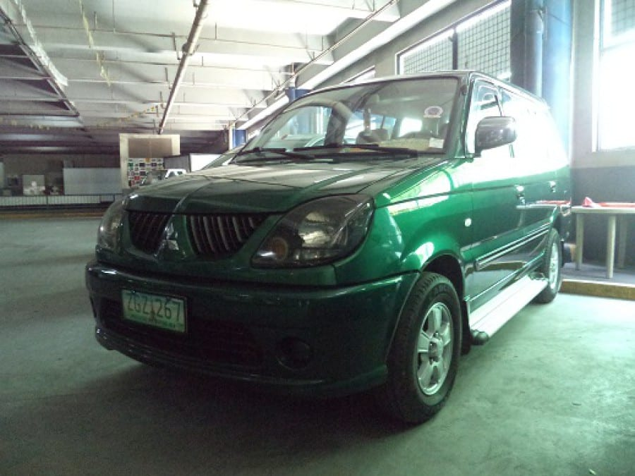 2007 Mitsubishi Adventure - Front View