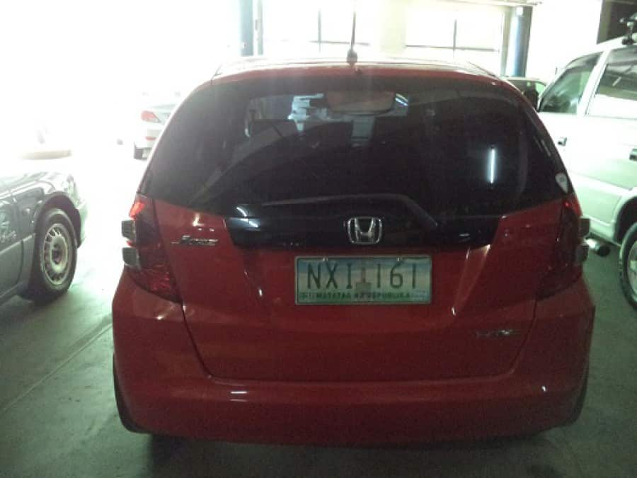 2009 Honda Jazz - Rear View