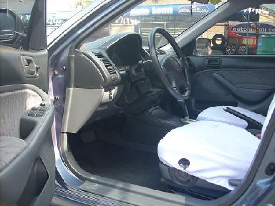 2002 Honda Civic - Interior Front View