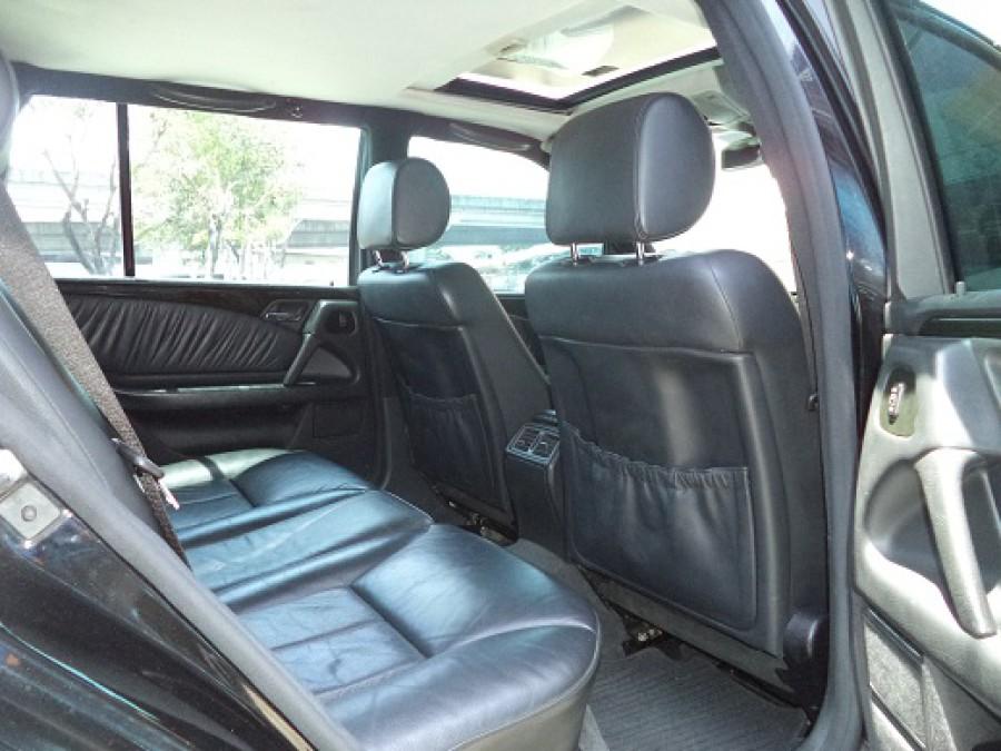 1998 Mercedes-Benz E-Class - Interior Rear View