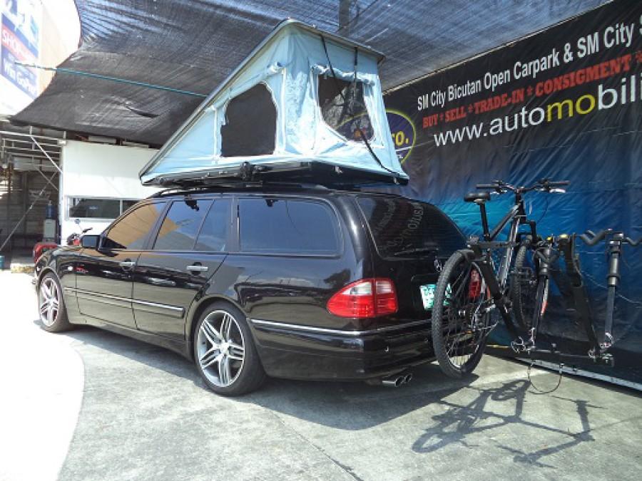 1998 Mercedes-Benz E-Class - Rear View