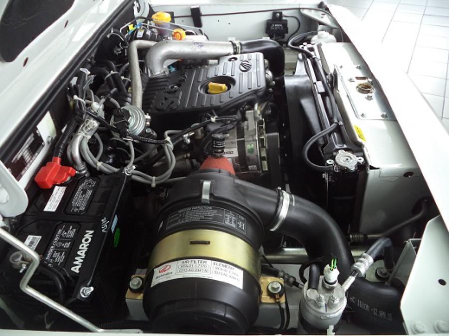 2015 Kia KC 2700 - Interior Rear View