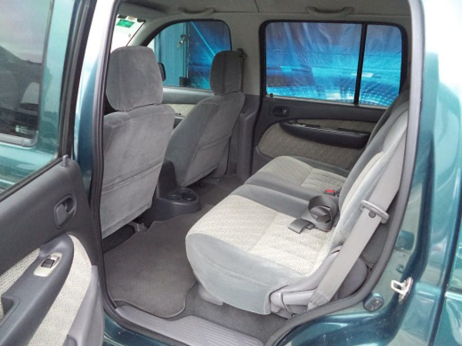 2004 Ford Everest - Interior Rear View