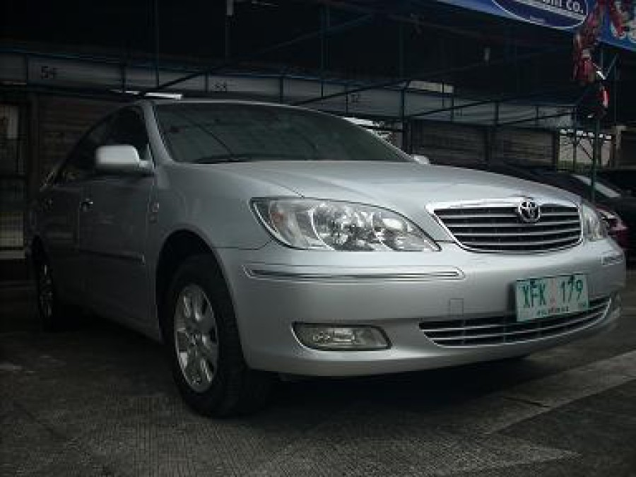 2002 Toyota Camry - Front View