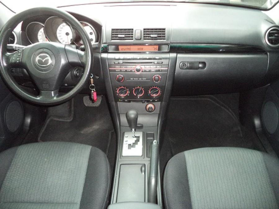 2010 Mazda 3 - Interior Front View