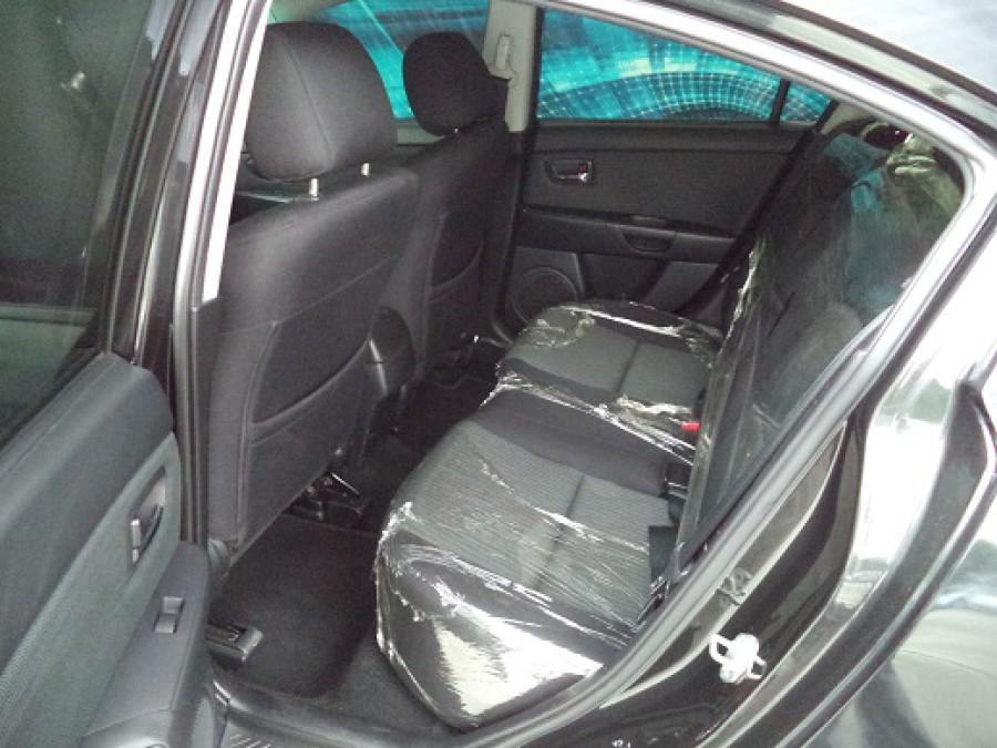 2010 Mazda 3 - Interior Rear View
