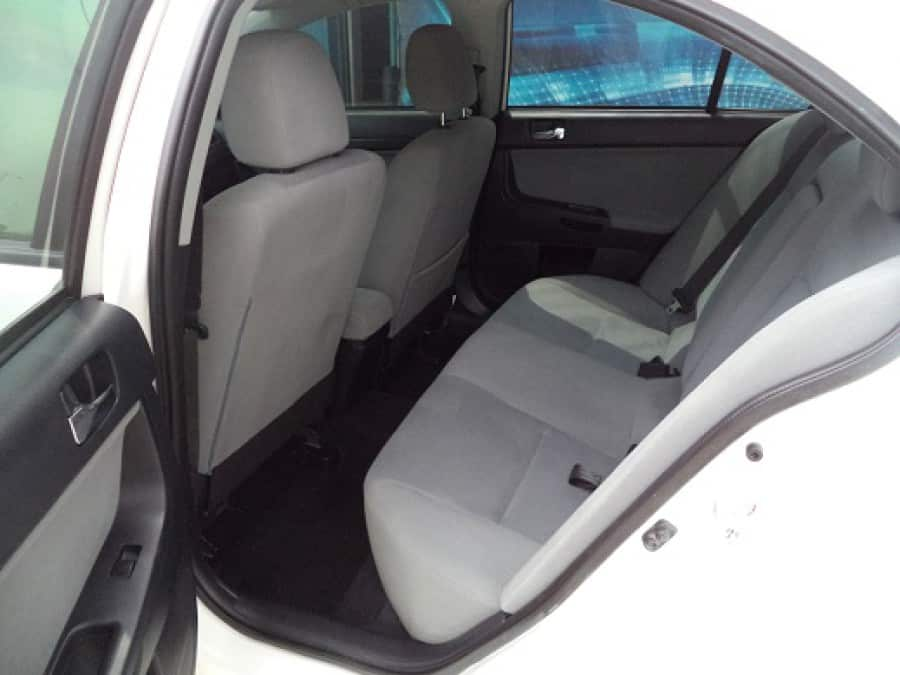 2010 Mitsubishi Lancer - Interior Rear View