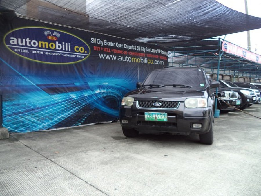 2005 Ford Escape - Front View