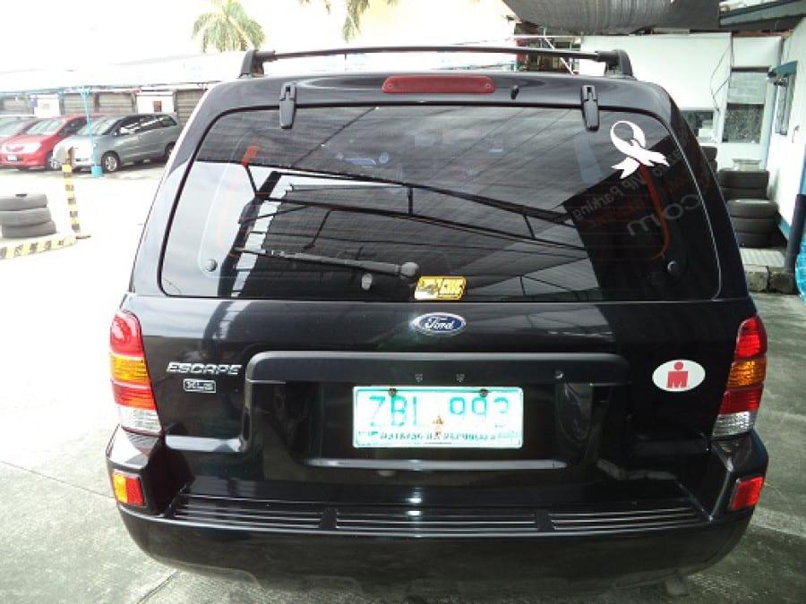 2005 Ford Escape - Rear View