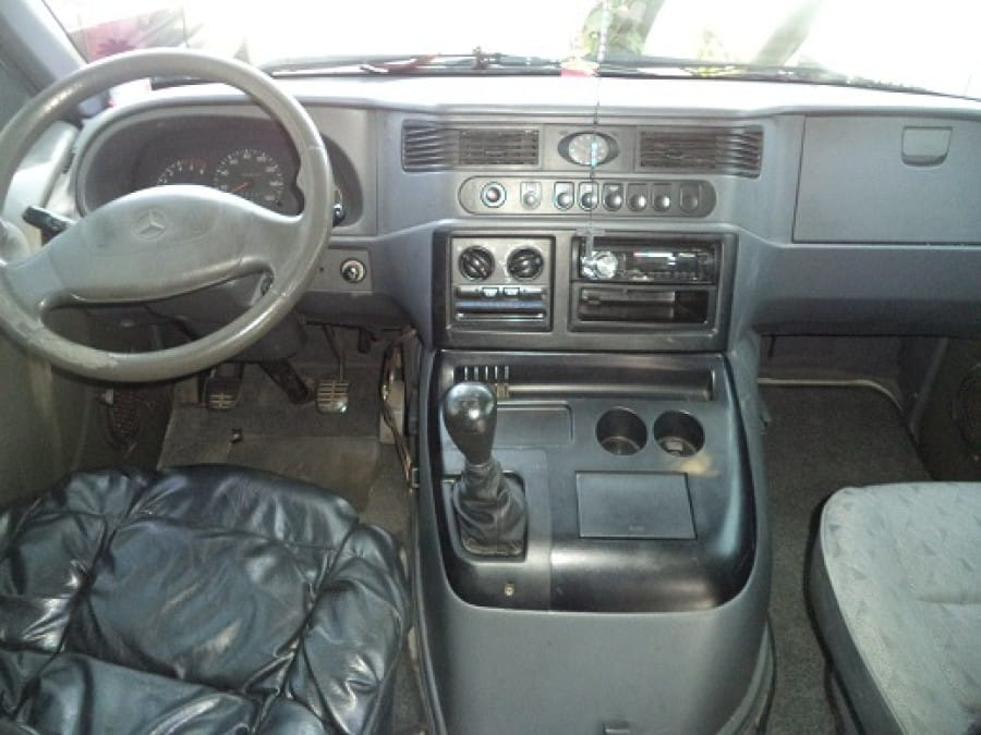 1996 Mercedes-Benz 100 Van - Interior Front View
