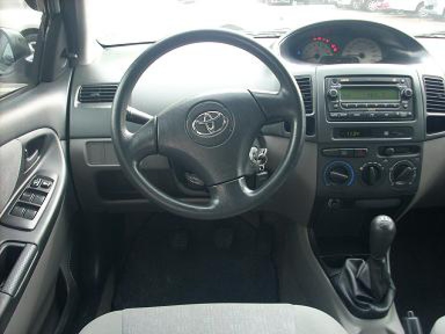 2006 Toyota Vios - Interior Front View